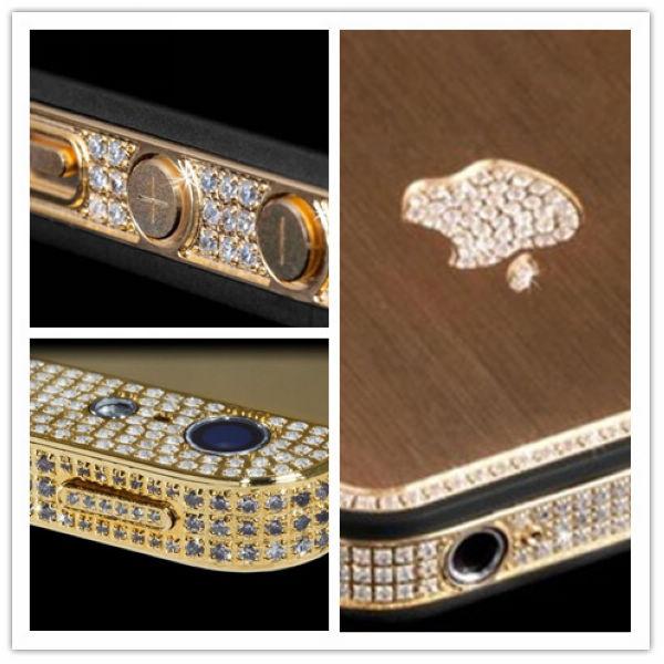 diamond encrusted iphone - photo #3